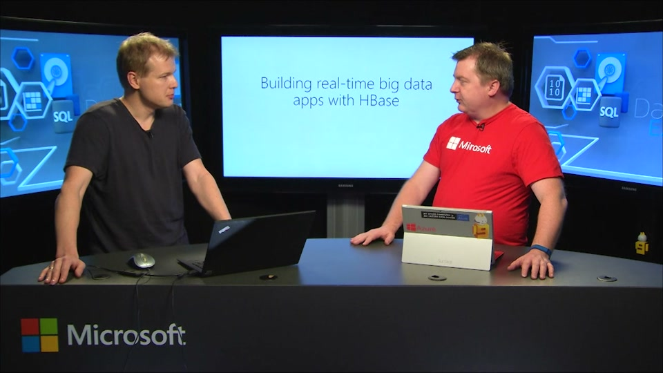 Building Big Data Apps with HBase